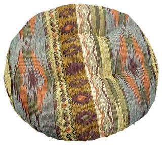 Southwest Tucson Desert Bar Stool Cover With Cushion Standard